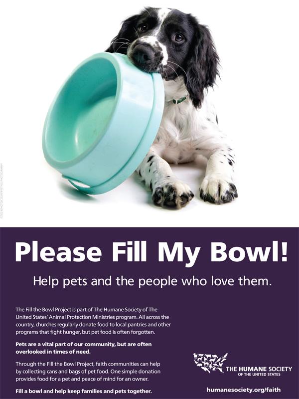 Dog Food Assistance